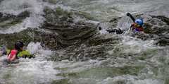 Rescue Drill (tepcio92) Tags: people rescue canada river canyon operation drill