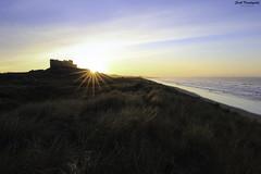 Bamburgh Castle sunset! (Scott_Keenleyside) Tags: sunset bamburgh bamburghcastle
