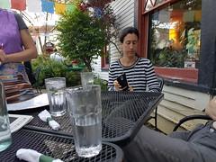 Dinner (horsepj) Tags: food restaurant indiana bloomington 4thstreet littletibet