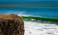 Guacalillo (JoanZoniga) Tags: ocean travel sea cliff seascape canon seaside costarica surf waves offshore surfing explore puntarenas oceano puravida oceanopacifico oceanpacific surfphotography costaricasurf eos100d guacalillo playaguacalillo eoskissx7 jczuniga