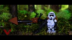 Scout Trooper (AndrewVxtc) Tags: 6 trooper star lego scout return jedi wars custom episode battlefront andrewvxtc