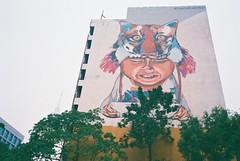 C048662-R1-24-24A (WahidaSamsuddin) Tags: street wall 35mm lomography artwork outdoor creative olympus fujifilm kualalumpur analogue mjuii f28 pointshoot firstroll stylusepic superia200 mjuii