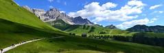 Trentino-Alto Adige (Riccardo_29) Tags: blue sky people white verde green nature beautiful beauty grass clouds landscape nikon san nuvole day earth blu natura pale erba cielo alto bianco martino paesaggio trentino adige trentinoaltoadige d3100