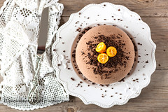 Chocolate Pascha (AlenaKogotkova) Tags: food cheese easter recipe dessert yummy sweet chocolate dairy pascha foodphoto cottagecheese healthyeating foodstyling dessertssweets creamhealthy