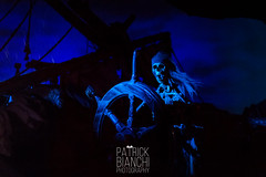 Steering the Ship (patchrick84) Tags: florida waltdisneyworld themepark magickingdom piratesofthecaribbean darkride
