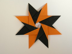Lost-found star by Andrey Hechuev (Mlisande*) Tags: star origami modular mlisande
