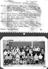 1964 2nd grade Northwestern Elementary School Miss Blanchard 64-65 future 1975 AHS Alum (ameshighschool) Tags: school classmate classmates group iowa elementaryschool classphoto 2ndgrade roster amesiowa ahsaa wwwameshighorg ameshighorg ameshighschoolalumniassociation ahs1975 1975ahs ameshighclassof1975