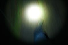 _DSF8707 (Luckybystander) Tags: night trash lowlight flash graffity snowfall flashlght