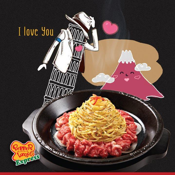 Hội ngộ ẩm thực Hàn - Nhật tại Pepper Lunch!