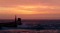 Israel, Tel Aviv Port (zeev777) Tags: sunset israel telaviv