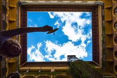 (Laszlo Horvath 1M+ views tx :)) Tags: blue sky building yellow fly nikon origami budapest budapest100 nikond7100 sigma1835mmf18art