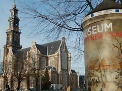 Amsterdam, Keizersgracht/Westerkerk (wilfriedolthof) Tags: amsterdam westertoren