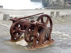 Old Iron Works (moacirdsp) Tags: old portugal miguel grande iron works coastline so ribeira aores 2015 ribeirinha t4w wwwt4wpt