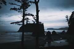 (kendall.plant) Tags: ocean seattle park travel sunset beach washington moody sony adventure explore 55mm national fade olympic ruby a7 wander vsco