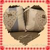 Fiori d'inverno (Millidea - Il mio cucito creativo fatto a mano) Tags: rose shabby cuscini uncinetto fattoamano cucitocreativo