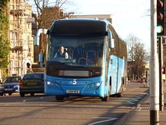 Stagecoach East 54301 YX64 WCD (Glenn De Sousa) Tags: cambridge andy st volvo ray brian best east elite oxford impressions milton keynes campbell panther stagecoach x5 bicester souter neots plaxton stenning