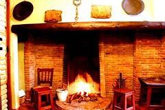 Cocina Mostrando la Chimenea (brujulea) Tags: rural casa cocina cordoba casas chimenea rurales mostrando carcabuey membrillo brujulea