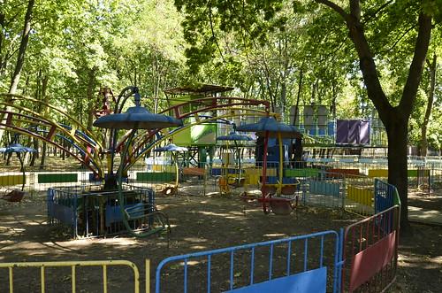 Abandoned Fairground II