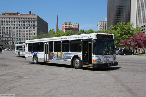 NFTA-Metro Bus
