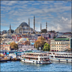 (2215) Istanbul (Turkey) (QuimG) Tags: paisajes architecture turkey landscapes olympus istanbul paisatges specialtouch quimg aiguaicel quimgranell joaquimgranell afcastell obresdart