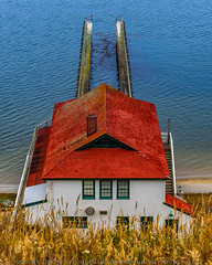 Lifeboat Station - Point Reyes National Seashore, California (Greg Mitchell Photography) Tags: ocean california above street morning blue light sea sky cliff cloud mountain motion reflection building tree nature grass k skyline architecture clouds sunrise landscape coast high movement downtown cityscape view wind forum tide january citylife july wave northbeach highrise cypress marsh pointreyes drakesbeach sacramento 9th southbeach partners 1107 slowexposure rubicon tactile 2014 kstreet laruen natinalseashore kehobeach