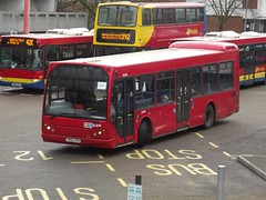 Trustybus (ex Go-Ahead London Central) Scania N94UB/East Lancs Myllennium YR52VFN (ELS14) Harlow Bus Station 26/01/16 (TheStanstedTrainspotter) Tags: bus public buses transport harlow publictransport scania 393 goahead eastlancs londoncentral n94ub eastlancsmyllenium scanian94ub trustybus galleontravel harlowbusstation goaheadlondoncentral els14 yr52vfn