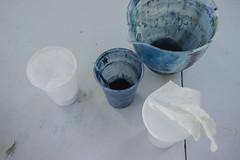 the recipe () Tags: indigo craft melbourne workshop dye dyeing shibori sonya7  sel35f28z
