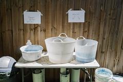 washing area () Tags: indigo craft melbourne workshop dye dyeing shibori sonya7  sel35f28z