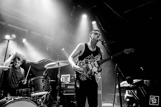July 5th, 2015 // Cymbals Eat Guitars @ Baltimore Soundstage, Baltimore, MD // Shot by Jake Lahah