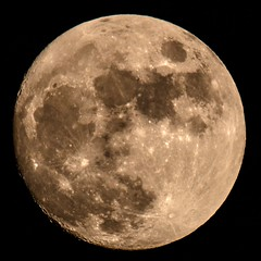 Full Wolf Moon 22/1/16 (graeme.prkr) Tags: uk moon fullmoon astrophotography astronomy lunar wolfmoon