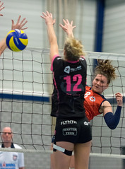 P1270190 (roel.ubels) Tags: sport 14 flamingos volleyball finale taurus 56 volleybal houten nationale 2016 oskam beker topsport