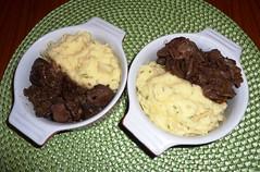 Geflgelleber (kirstenreich) Tags: food essen kochen geflgel leber kartoffelbrei