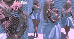 Detached - Flawed Beautiful (Ai Venus Clarrington) Tags: fashion blog mesh avatar linden style secondlife virtual worlds labs