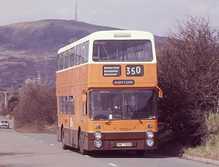 GM BUSES 7700 ONF700R IS SEEN NEAR DIGGLE (47413PART2) Tags: gmbuses