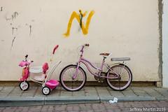 (Dubai Jeffrey) Tags: street bicycle dubai tricycle rashidiya childrensbicycle