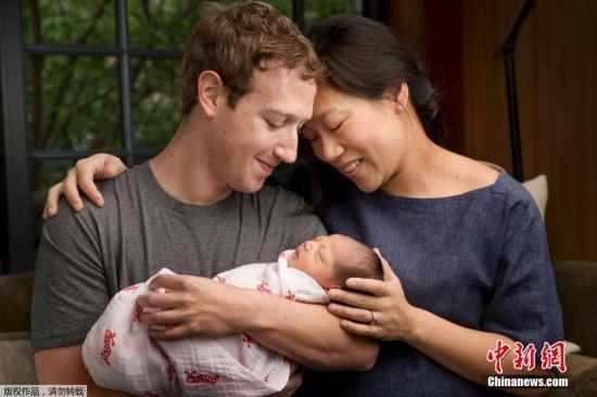 扎克伯格身家479亿美元 跻身全球第六大富豪