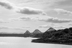 We all come and go unknown (OR_U) Tags: uk bridge sky blackandwhite bw white black water architecture clouds river landscape grey scotland blackwhite edinburgh oru schwarzweiss jonimitchell lothian firthofforth forthbridge riverforth 2016 linnefoirthe