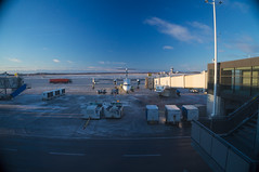 Ottawa Airport (lezumbalaberenjena) Tags: plane avion airport trip viaje vuelo flight cuba santa clara 2016 toronto ottawa canada lezumbalaberenjena
