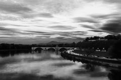 Avignon - France 3P6A3556 (Ludo_M) Tags: longexposure sky france clouds river pose europa europe rhne rivire paca unesco ciel provence fluss avignon worldheritage fleuve vaucluse rhone ventoux pontdavignon canonefs1022mmf3545usm montventoux poselongue avignonbridge canoneos7dmarkii