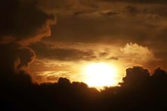 Licht im Dunkel (Don Bello Photography) Tags: sonnenuntergang sommer schweden himmel wolken gotland sonne abendhimmel 1000views abendsonne abendstimmung 2015 abendlicht 500favorites lichtundschatten sonnenlicht 2000views eksta acdsee 3000views scandinavien 100favorites himmelsbilder lumixphotographer donbello panasonicphotographer arrankrukmakeri reinhardbellmann panasonicfz1000 lumixfz1000 donbellophotography inselgotland acdseeultimate9 himmelsgold