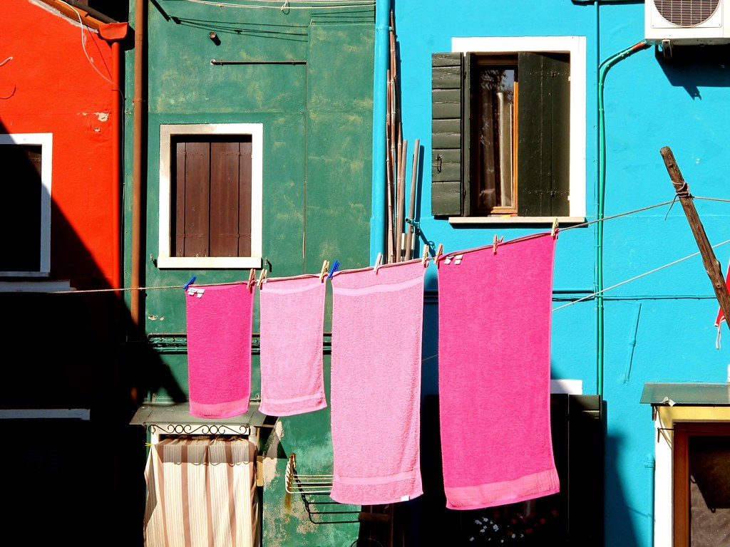 The World\'s Best Photos of burano and laundry - Flickr Hive Mind