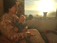 94/365 YAYYYY! Nana Jane came to visit!!! (AlisonRyan) Tags: sunrise polly nana wexford