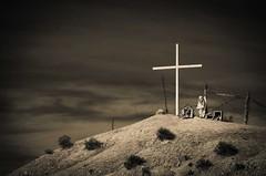 Roadside memorial near Chimayo, NM (Trent9701) Tags: