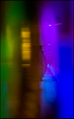 20160221-035 (sulamith.sallmann) Tags: abstract blur berlin effects deutschland vanishingpoint colorful filter effect unscharf deu bunt effekt abstrakt durchgang fluchtpunkt fluchtperspektive sulamithsallmann osloerstrase folientechnik
