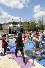 Big Beach 2015 (Watford Borough Council) Tags: children fun watford citybeach bigbeach bigevents