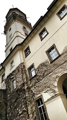 Astronomical Tower / Clementinum (*janina*) Tags: old tower history architecture march town europe republic czech prague library praha stare czechrepublic vez historie astronomical 2016 klementinum architektura mesto knihovna clementinum dejiny lgv10