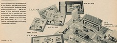 LEGO Town Plan Sets (From 1959 Catalog) (Brickadier General) Tags: vintage town lego antique bricks plan system plastic 1950s 1959