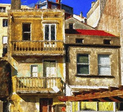 A guarda. Galicia (Daniel Hernanz Ramos) Tags: old houses color full galicia colored pontevedra aguarda brushstroke spainish likeapainting streetpictures artisticpictures oldspanishhouses danielhernanzfotografodemadrid animalsphoto ambientpictures copyrightdanihernanz animaldetailpictures animalsfacetoface closeupanimalpictures thebestpicturesofanimals beautifullandscapespictures pictureswithatmosphere housesfullofcolor puertodelaguardiagalicia puertodeaguardagalicia