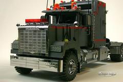 Mack RW 613 Superliner (Legorigs) Tags: truck lego mack superliner rw613