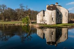 Chateau de Chasse (fetisov62) Tags: castles eau reflet chateau foret palaces cottages statelyhomes manorhouses